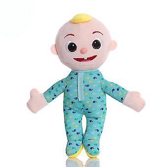 Cocomelon weiche Puppe süße junge Plüsch Spielzeug Geburtstag Geschenk Figur