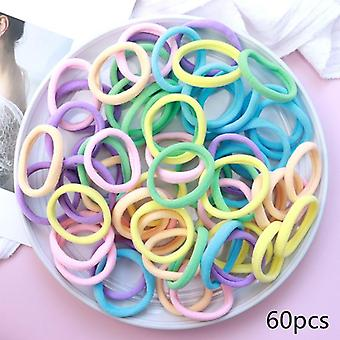 Barevné nylon elastické vlasové pásky
