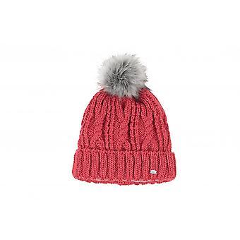 Pikeur Womens Bobble Hat - Scarlet