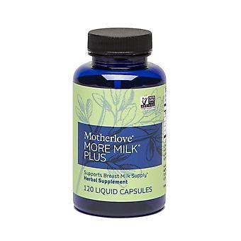 Motherlove More Milk Plus (120 Capsules)