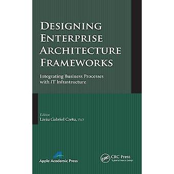 Designing Enterprise Architecture Frameworks Integrating Business Processes with IT Infrastructure