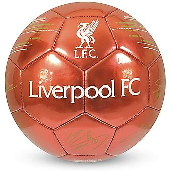 Liverpool FC Football Signature RD size 5