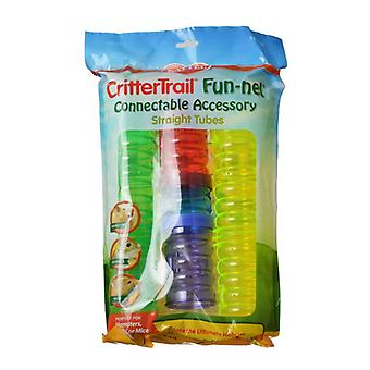 Kaytee Critter Trail Tubes Value Pack - 5 Pack - (Assorted Tubes)