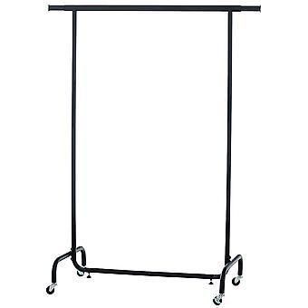 Cintres - Moderne - Noir - 150 cm x 51 cm x 155 cm