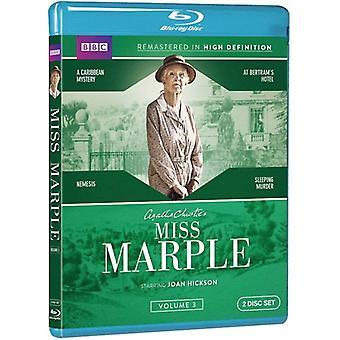 Miss Marple: Volume Three [BLU-RAY] USA import