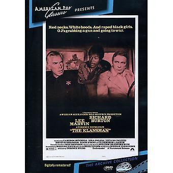 Importer des USA [DVD] Klansman (1974)