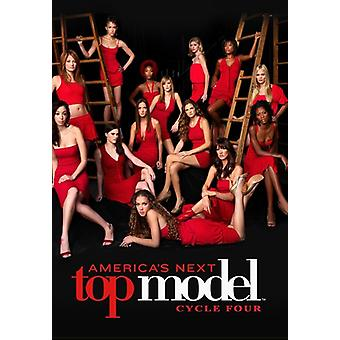 America's Next Top Model - Cycle 4 [DVD] USA import