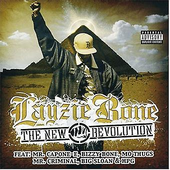 Layzie Bone - New Revolution [CD] USA import
