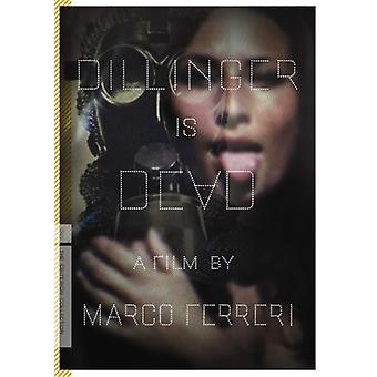 Dillinger est mort [DVD] USA import