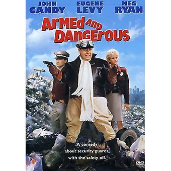 Väpnade & farliga [DVD] USA import
