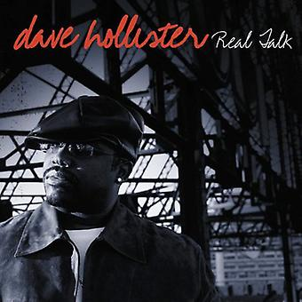 Dave Hollister - Real Talk [CD] USA import