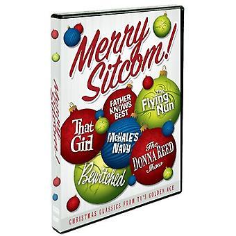 Merry Sitcom! Jul klassiker från TV: ns Golden [DVD] USA import