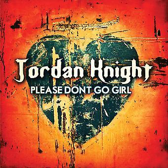 Jordan Knight - importation USA fille aller s'il vous plaît ne [CD]