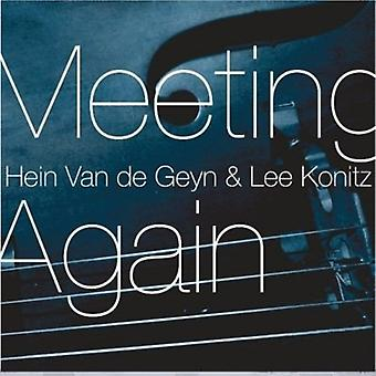 Geyn/Konitz - Meeting Again [CD] USA import