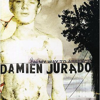 Damien Jurado - On My Way to Absence [CD] USA import
