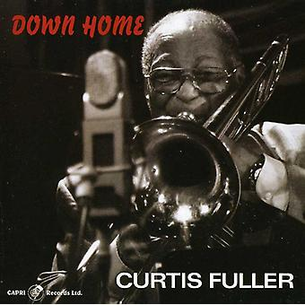 Curtis Fuller - Down Home [CD] USA import