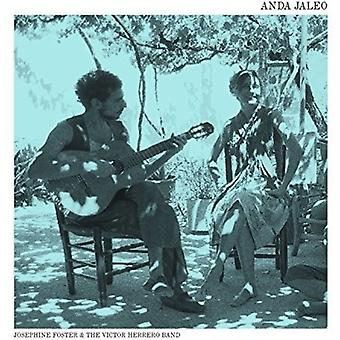 Josephine Foster & the Victor Herrero B - Anda Jaleo/Perlas [CD] USA import