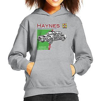 Sudadera con capucha de Haynes propietarios taller Manual 0303 Skoda 110R del cabrito