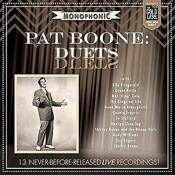 Pat Boone - Duets [CD] USA import