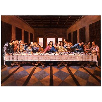 Last Supper Poster Print by William Ternay (33 x 24)