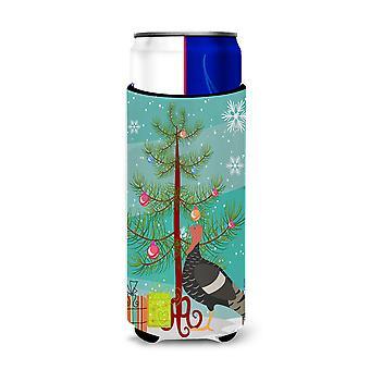 Marragansett Turkey Christmas Michelob Ultra Hugger for slim cans