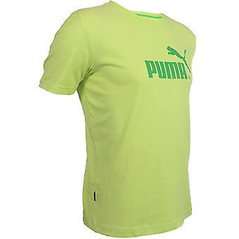Puma Large NO1 Logo Tee 82397929 universal summer miesten t-paita