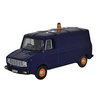 76Shp004 Sherpa Van Pickfords de Oxford Diecast