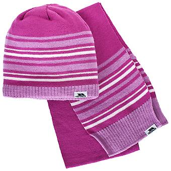 La valeur atteinte pour enfants/Kids hérisson hiver bonnet et écharpe
