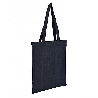 SOLS Fever Denim Shopper Bag