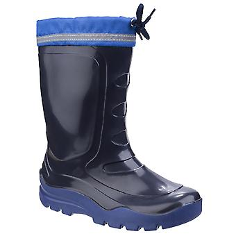 Group Five Childrens/Kids Splish Slip On Wellington Boots