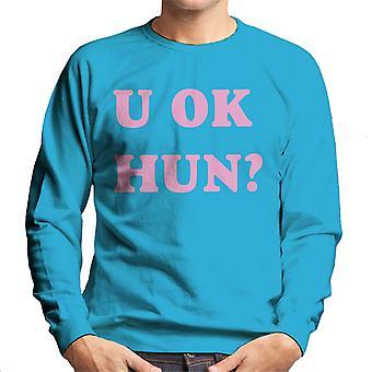 U Ok Hun Men's Sweatshirt