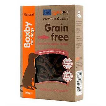 Axis-Biozoo Boxby Snack With Salmon Grain Free (Dogs , Treats , Natural Treats)