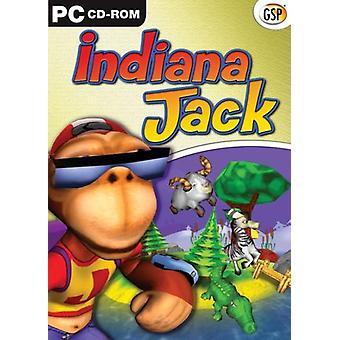 Indiana Jack (PC CD) - Neu
