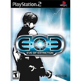 Eve Of Extinction - Neu