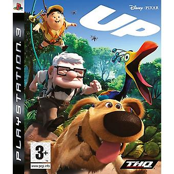 UP (PS3)-fabriken förseglad