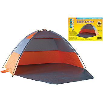 Nalu UV protetto SPF40 Monodome Beach rifugio tenda 210x120x120cm & Carry Bag