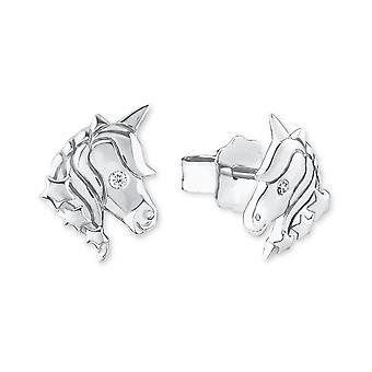 s.Oliver jewel children and teens earrings Silver Horse 2018519