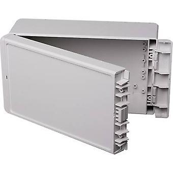 Bopla Bocube B 221309 ABS-7035 carcasă montare pe perete, consolă de montaj 125 x 231 x 90 acrilonitril butadienă stiren gri-alb (RAL 7035) 1 buc (i)