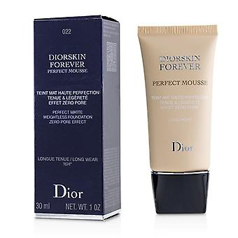 Christian Dior Diorskin Forever Perfect Mousse Foundation - # 022 Cameo - 30ml/1oz