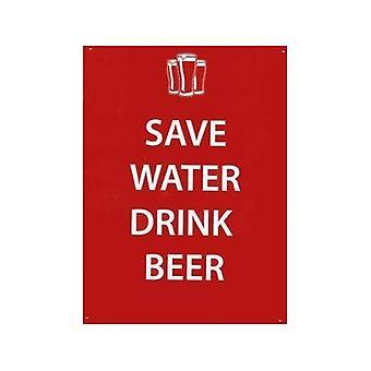 Tallenna vettä juoda olutta metalli Kirjaudu