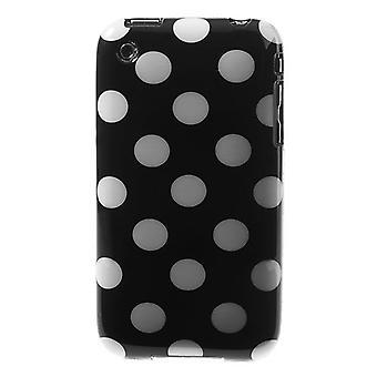 携帯電話アップル iPhone の 3、3 G 用保護ケース/3 gs