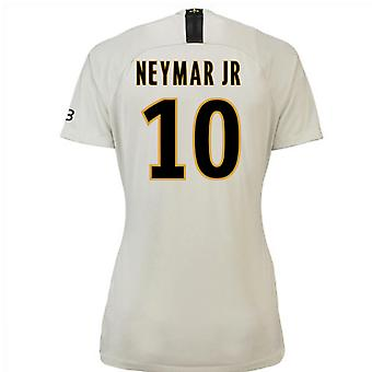 2018-19 Psg Away Womens Shirt (Neymar Jr 10)