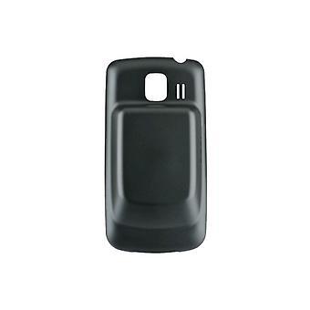 VS660 دوامة OEM LG تمديد باب البطارية/الغلاف (أسود) (العبوة الأكبر)
