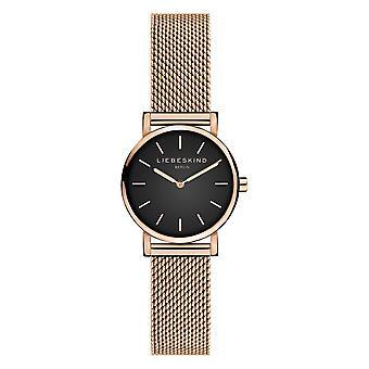 LIEBESKIND BERLIN ladies watch wristwatch stainless steel LT-0137-MQ