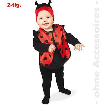 Marienkäfer Kleinkind Käfer Käferkostüm Ladybird Baby Kostüm