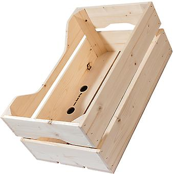 Racktime wood Packer wooden box (Snapit-system)