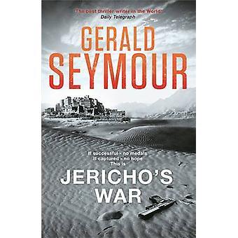 Guerra de Jericó por Gerald Seymour - libro 9781473617735