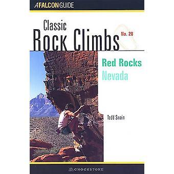 Classic Rock Steigungen - Nevada - Nr. 28 - Red Rocks (1. Neuauflage) von T