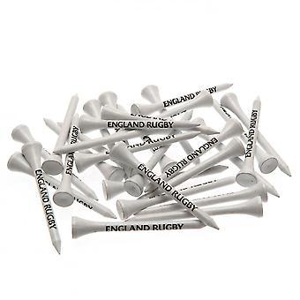 L'Angleterre RFU Tees en bois