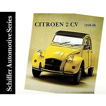 Citroen 2CV 1948-1986 by Walter Zeichner - 9780887402111 Book